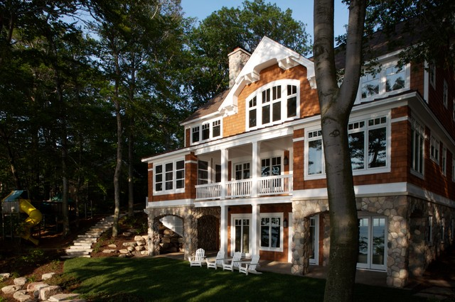 Blaine Traditional Exterior Grand Rapids By
