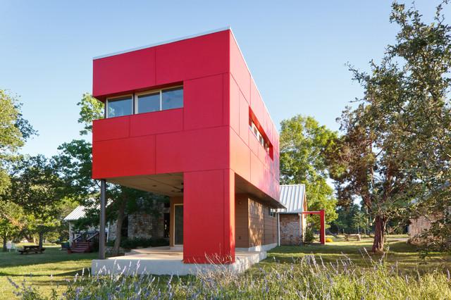 Bley Sleeping House contemporary-exterior