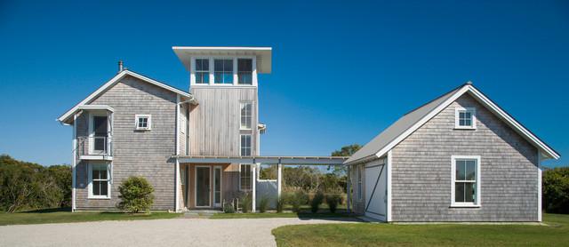 Block Island House Beach Style Exterior Providence