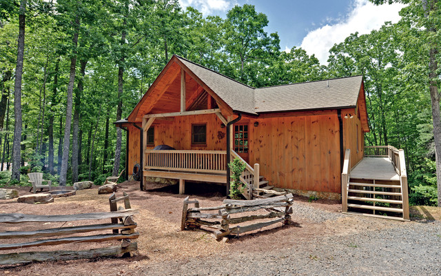blue ridge georgia vacation rental cabins traditional