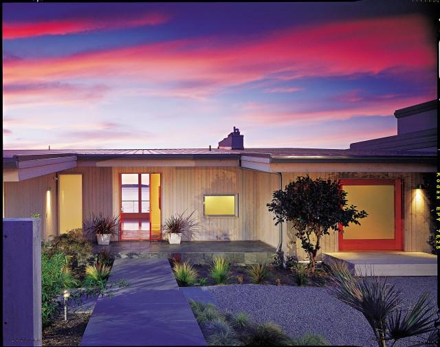 Blueridge residence modern-exterior