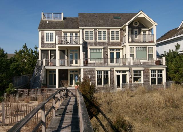 Boardwalk Builders traditional-exterior