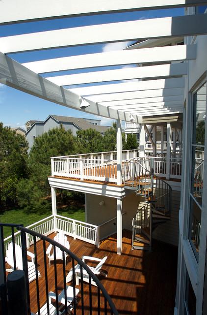 Boardwalk Builders contemporary-exterior