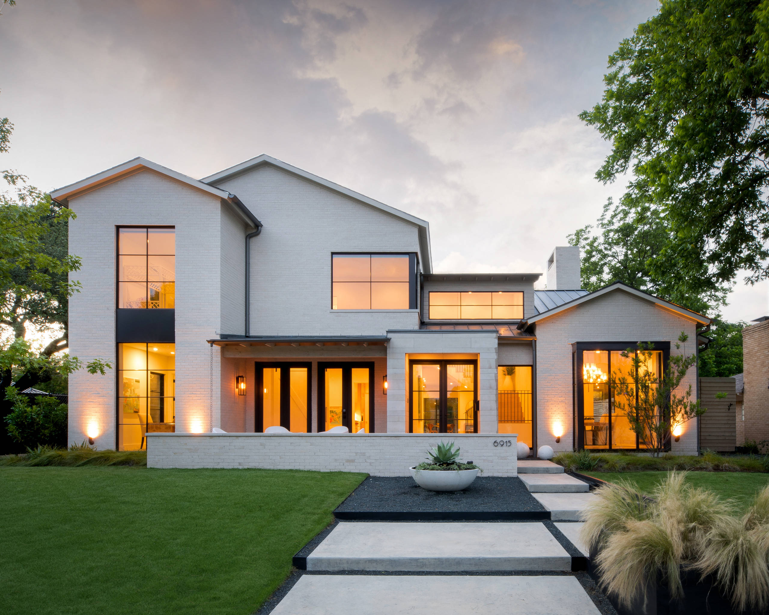 75 Beautiful Stone Exterior Home Pictures Ideas January 2021 Houzz