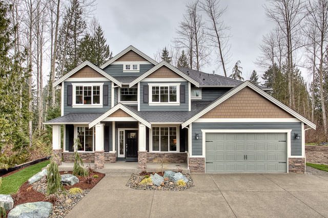 Bohemian estates new homes in bonney lake wa for New home designs wa