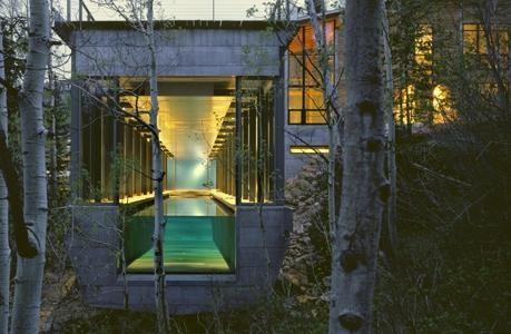 Modern exterior home idea in San Francisco