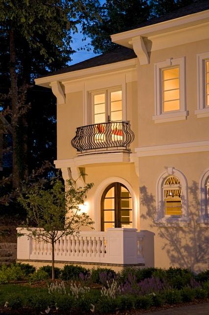Bohns Point Residence mediterranean-exterior
