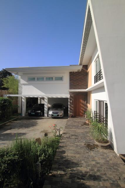 Bonoan exterior facade modern-exterior