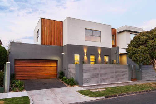 Paint colours for Contemporary house colours exterior