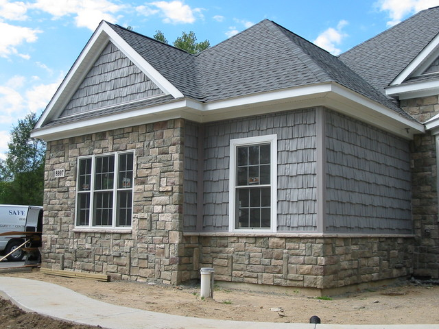 Boral Cultured Stone Cobblefield Traditional