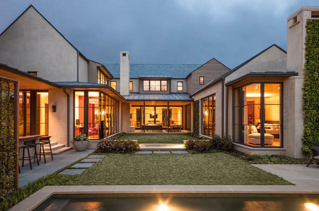 Merveilleux Bordeaux Residence Contemporary Exterior
