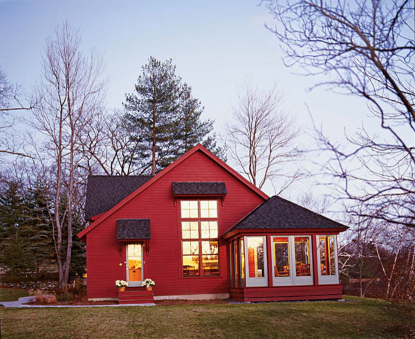 Boston Architects: Eck | MacNeely Architects inc. contemporary-exterior