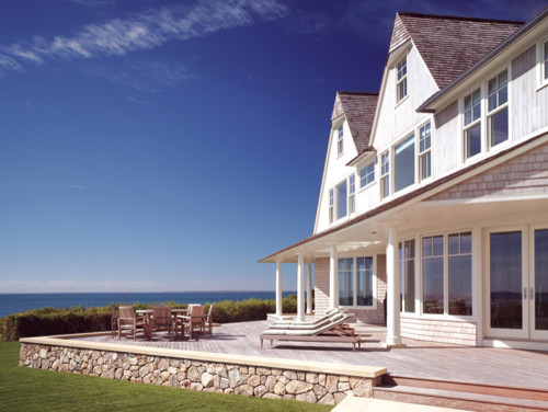 Boston Architects: Eck | MacNeely Architects inc. traditional exterior