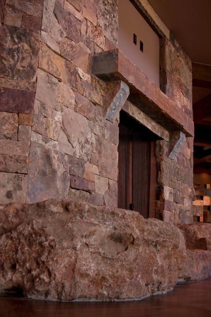 Boulder hearth stones salt lake city di npw stone masonry for Aggiunte di saltbox house