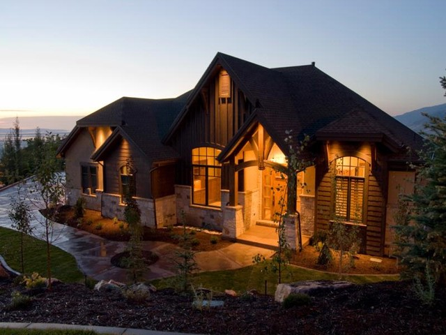 Bountiful Utah By Cameo Homes Inc Traditional