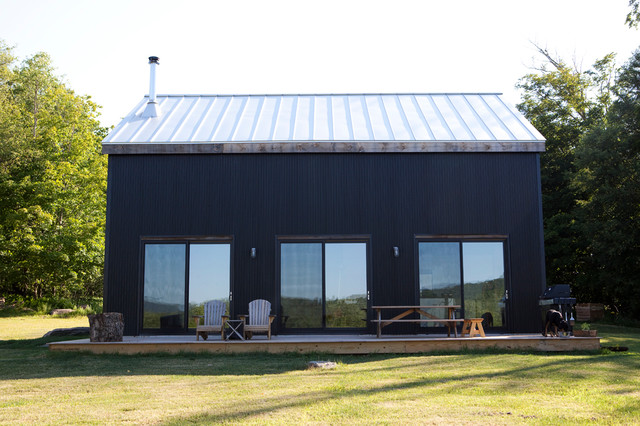 Bovina house for Modern homes with metal roofs