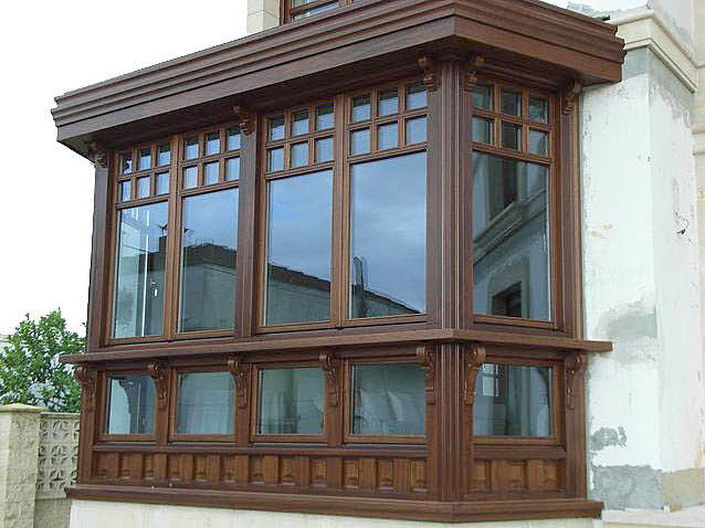 Bow Windows Exterior