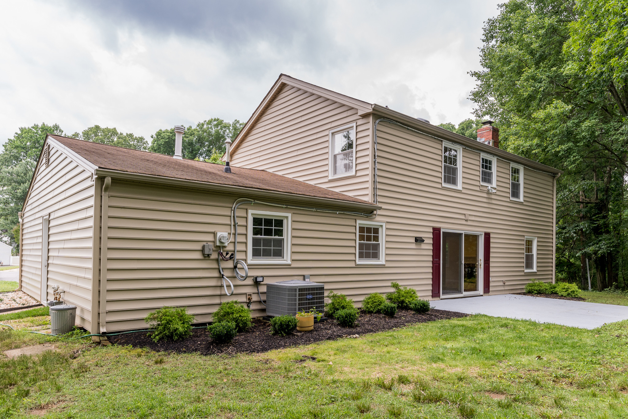 Bowie Colonial Renovation