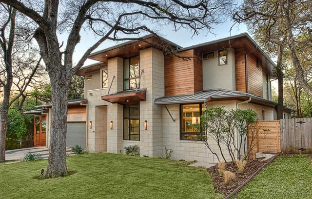 Bowman contemporary exterior
