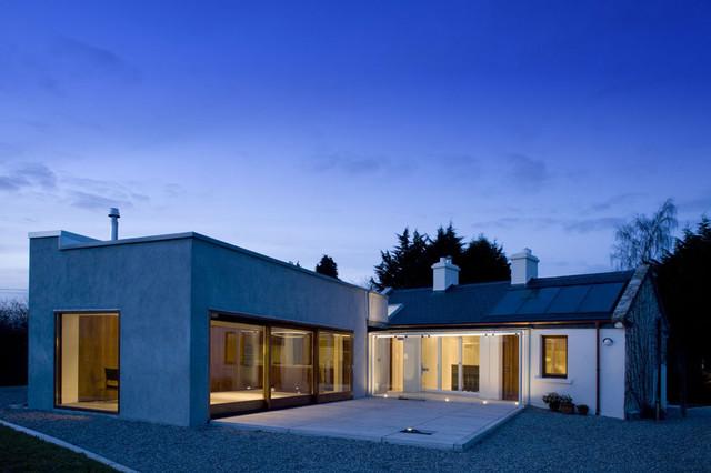 Box Architecture contemporary-exterior