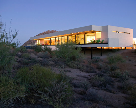 Desert Style House Home Design Ideas Pictures Remodel And Decor