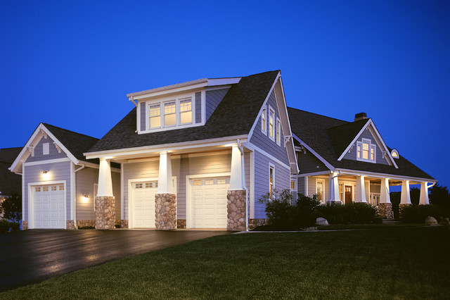 Brand New Bungalow Craftsman Exterior Columbus By