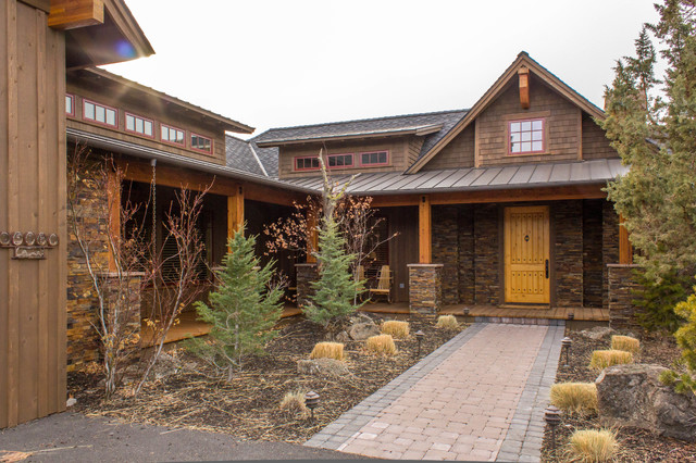 Western ranch house designs home photo style for Western ranch style house plans