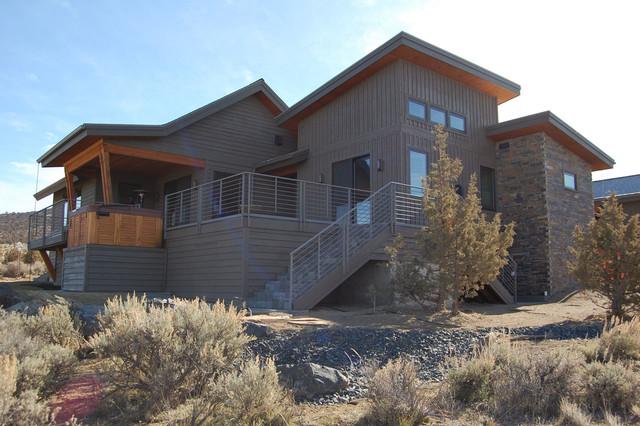 Brasada Ranch rustic-exterior