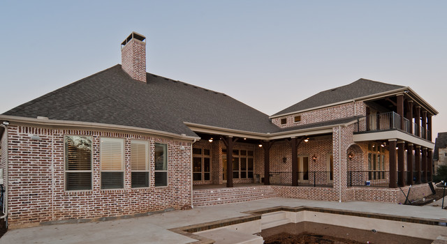 Breawood traditional-exterior