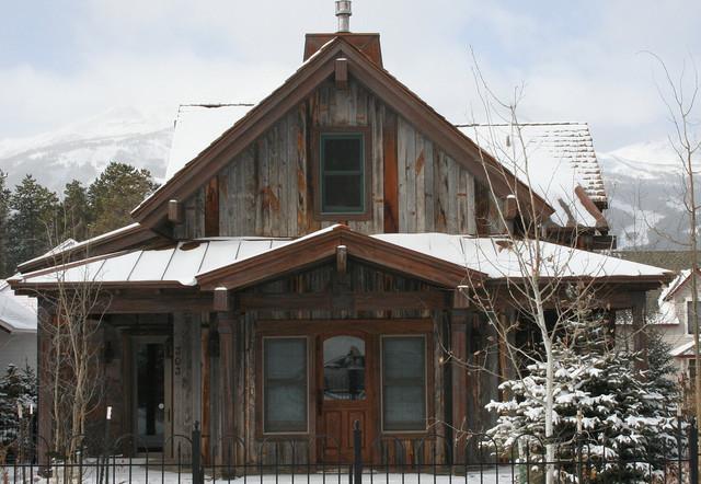 Breckenridge, Colorado house - Rustic - Exterior - other metro - by ...