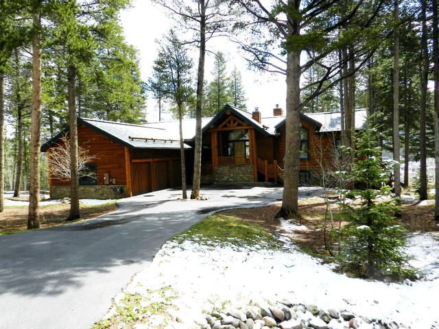 Breckenridge traditional exterior