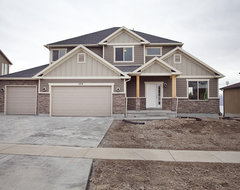 Breckenridge Plan - Stillwater Model Home traditional-exterior