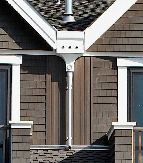 Roof Scupper Detail