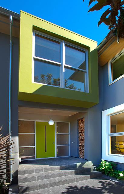 Brettkelly Residence, Oakland, CA contemporary-exterior