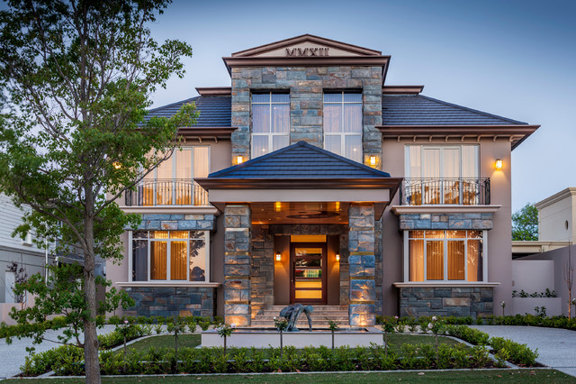 Brian Burke Homes Dalkeith Traditional Exterior