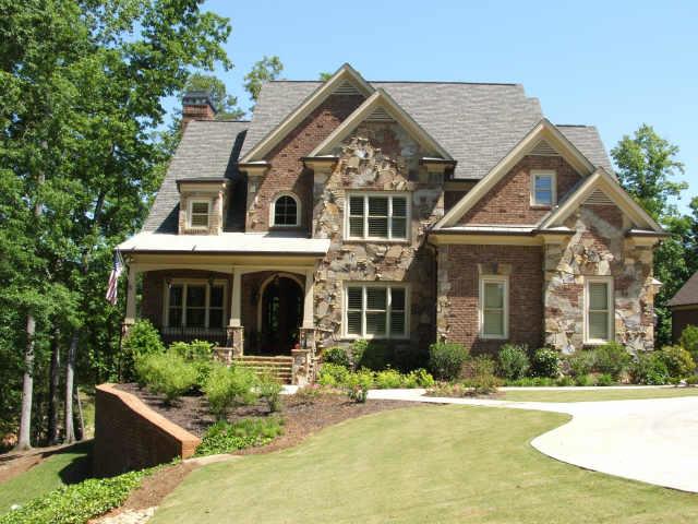 Brick stone exterior ideas for Brick and stone exterior ideas