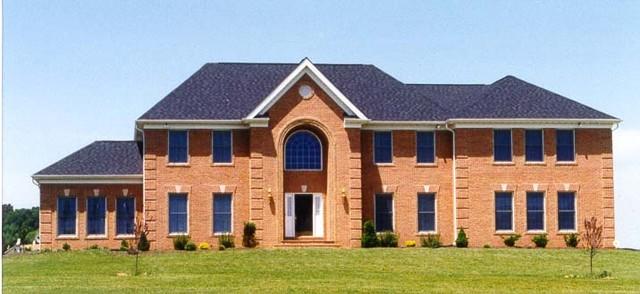 Brick Custom Home