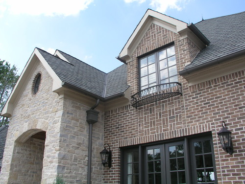 Crassy like the brick and stone combo do you have more for Brick stone combinations