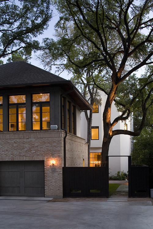 bridlepath cabana modern exterior