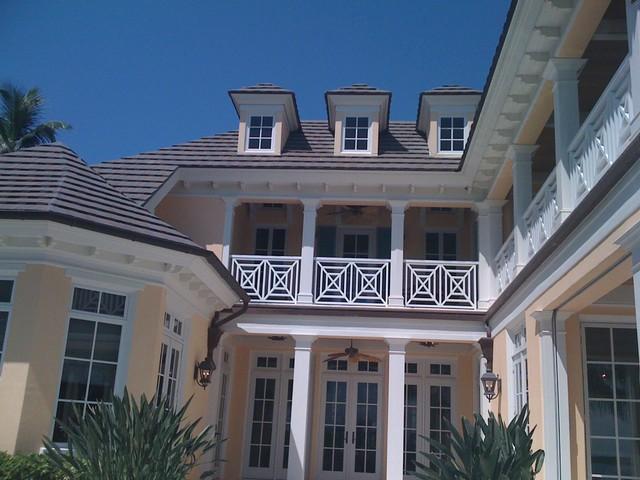 Caribbean Architecture House Plans