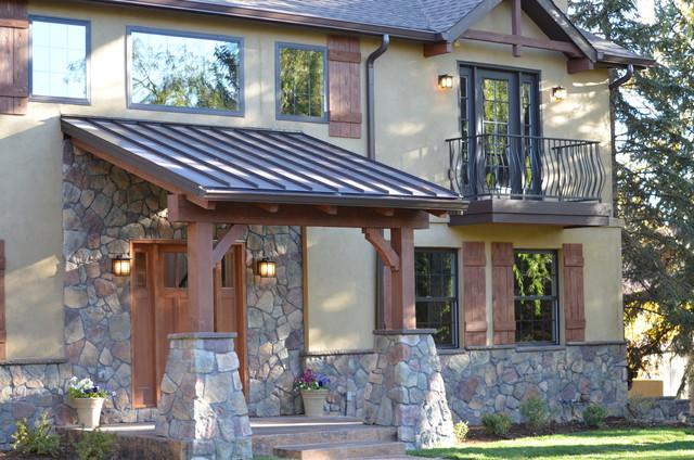 Broadmoor Residence Renovation traditional-exterior