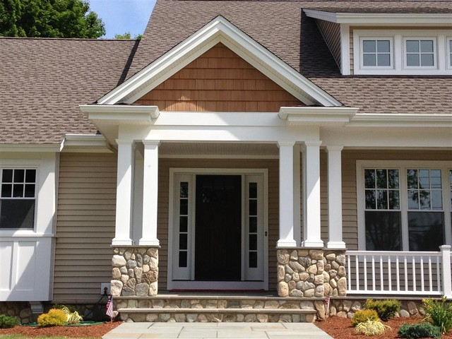 BROM Builders traditional-exterior