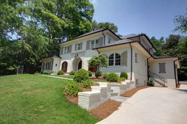 Brookhaven transitional-exterior