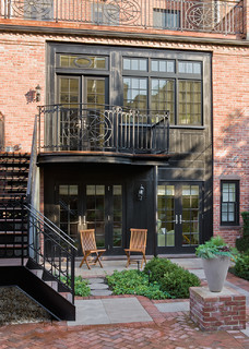 Brooklyn Heights Addition Victorian Exterior New