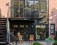 Brooklyn Heights Addition traditional-exterior