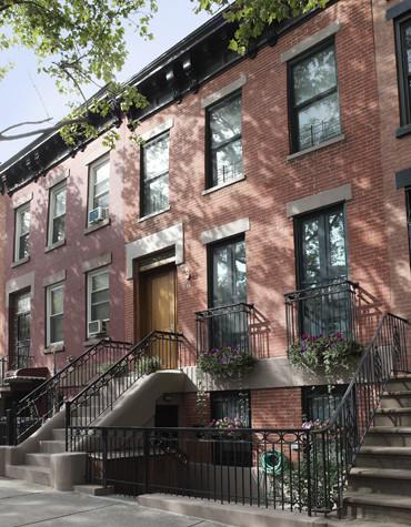 Brooklyn Townhouse Carroll Gardens Traditional
