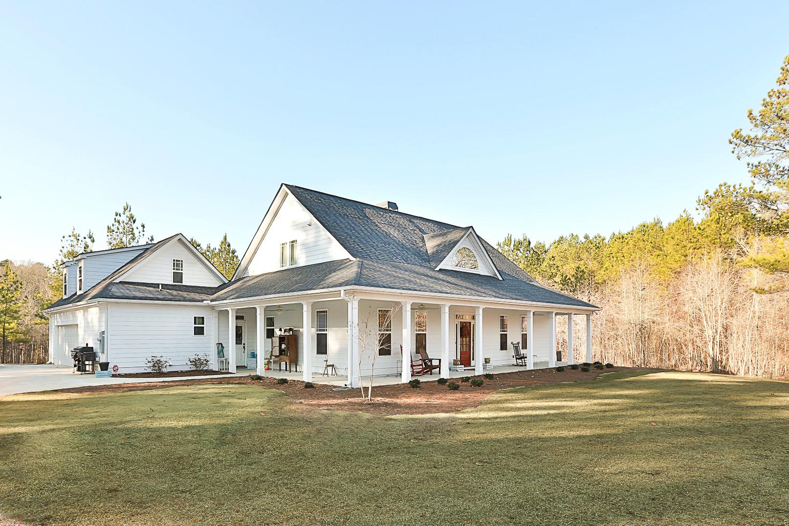 Brooks, GA Farm House