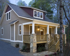 Brookstone Builders traditional exterior