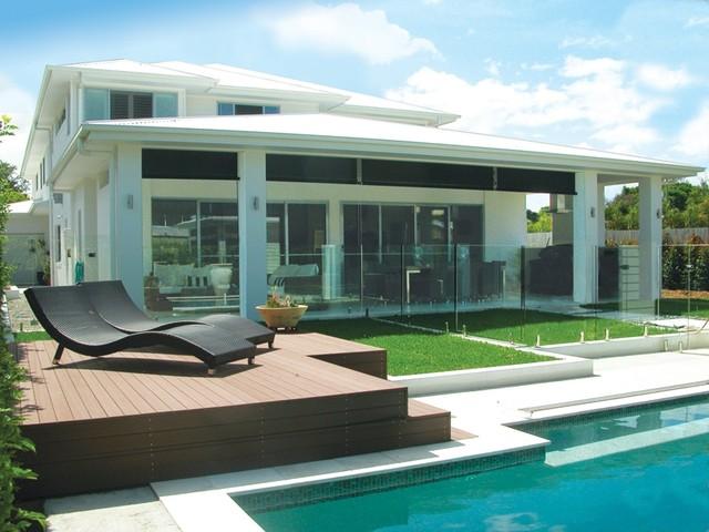 Bulimba 2 Modern Exterior Brisbane By GW Homes