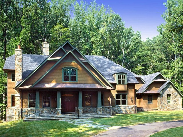Bungalow traditional-exterior